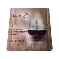 Пробник крем LLang Ginseno: Jung Wrinkle Repairing Cream
