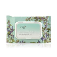Очищающие салфетки LLang Daily Refresh Cleansing Tissue