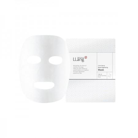 Увлажняющая тканевая маска LLang Ginseno: Myeong Moist Brightening Mask 4 шт