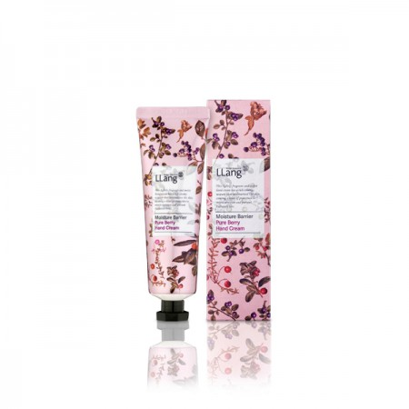 Крем для рук Llang Moisture Barrier Pure Berry Hand Cream
