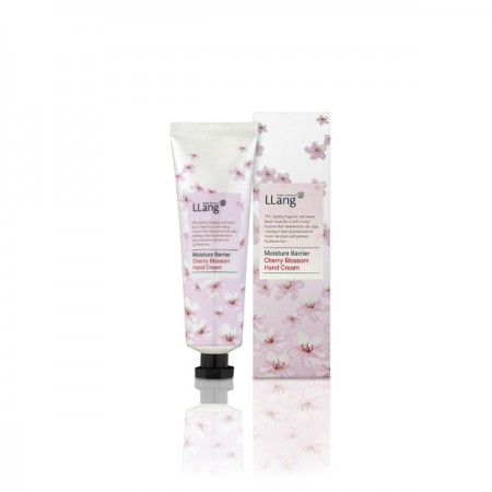 Крем для рук LLang Mousture Barrier Cherry Blossom Hand Cream