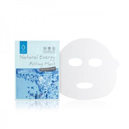 Тканевая маска с гиалуроновой кислотой LLang Natural Energy Fitting Mask (Hyaluronic Acid)
