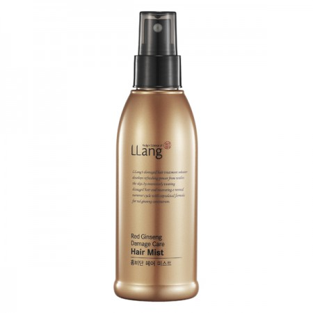 Тоник-мист для волос LLang Red Ginseng Damage Care Hair Mist