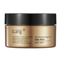 Маска для волос LLang Red Ginseng Damage Care Hair Pack