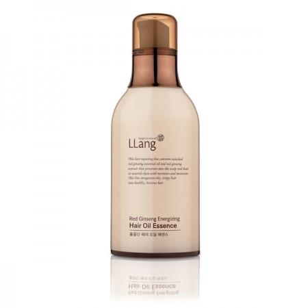 Масло-эссенция для волос LLang Red Ginseng Energizing Hair Oil
