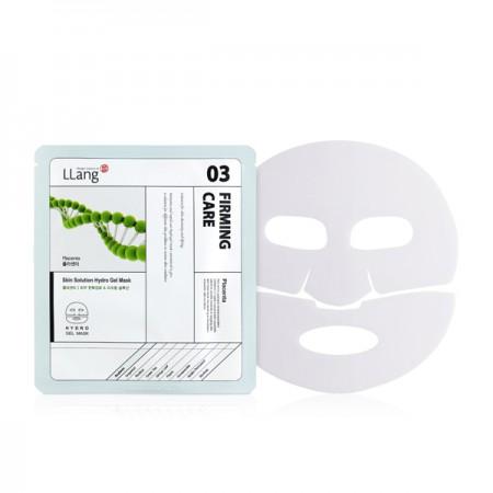 Гидрогелевая маска с плацентой LLang Skin Solution Hydro Gel Mask (Placenta)