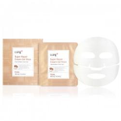 Гидрогелевая маска с экстрактом жемчуга Super Repair Cream Gel Mask (Pearl)