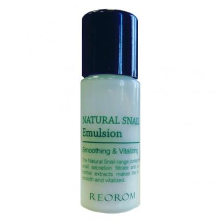 Миниатюра Эмульсия Reorom Natural Snail Emulsion 5 ml