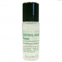 Миниатюра Тоник Reorom Natural Snail Toner 5 ml