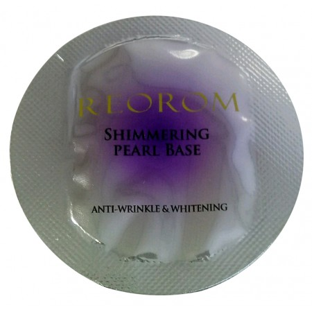 Пробник Сияющая база под макияж Reorom Shimmering Pearl Base