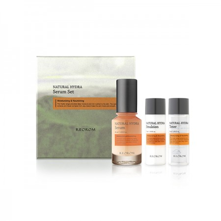 Набор Reorom Natural Hydra Serum Set