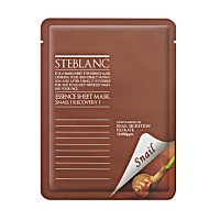 Маска для лица STEBLANC ESSENCE SHEET MASK-Snail