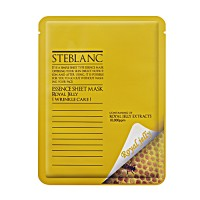 Маска для лица STEBLANC ESSENCE SHEET MASK-Royal Jelly