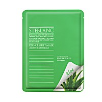 Маска для лица STEBLANC ESSENCE SHEET MASK-Aloe