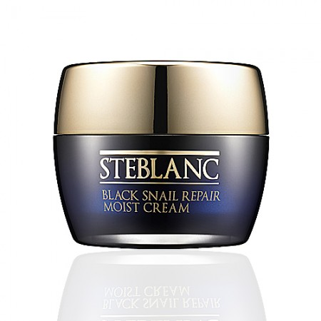 Крем Steblanc Black Snail Repair Moist Cream