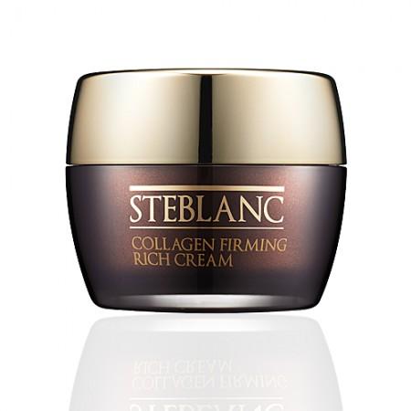 Крем Steblanc Collagen Firming Rich Cream