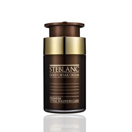 Антивозрастной крем «Золотая икра» с эффектом «Детокс» Steblanc Gold Caviar cream