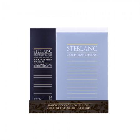 Набор по уходу за лицом Эффект обнаженной кожи STEBLANC