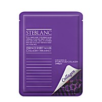 Маска для лица STEBLANC ESSENCE SHEET MASK-Collagen